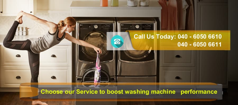 Whirlpool Washing machine service